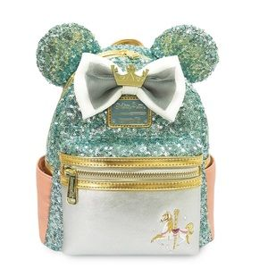 Mini Backpack by Loungefly King Arthur Carrousel